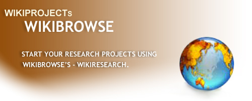 WikiProjects WikiBrowse